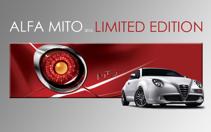 """Alfa Mito """"Limited Edition"""""""