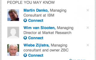 LinkedIn - Facilitating Trigger