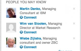 LinkedIn - Facilitating Trigger