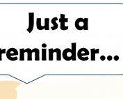 Signalling Triggers, Reminders & Alerts
